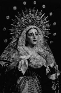 Virgen de la Amargura, de Eslava Rubio