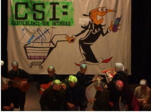 Carnavales de Castilblanco desde el Teatro Miguel Fisac
