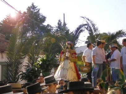 Venida de Escardiel, 2007