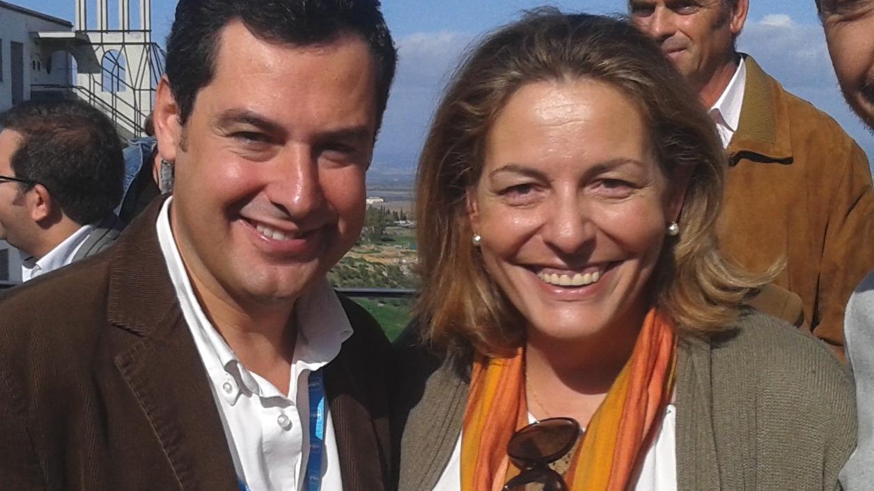 Lourdes Lázaro es la primera mujer que aspira a la Alcaldía en Castilblanco