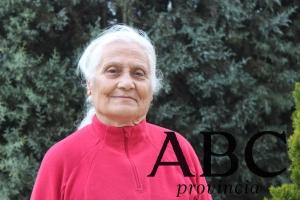 Isabel Benítez es la ultrafondista más longeva de la provincia de Sevilla / Juan Carlos Romero