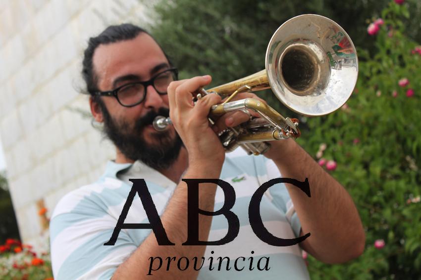 Ángel Sánchez defiende el papel de la trompeta flamenca en su primer trabajo discográfico: El Indio Sadócw / Juan Carlos Romero